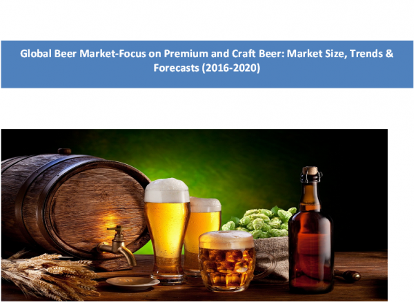 Global beer market sales report Asia, China & Malaysia