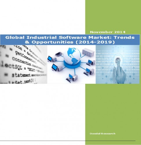 Global Industrial Software Market (2014-2019) - Market Research Solutions India