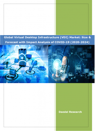 Global Virtual Desktop Infrastructure (VDI) Market | Growth,Trends and Forecast - 2020
