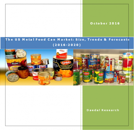 View US human, Pet & metal food can market report