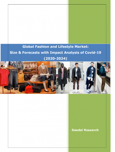 Global Fashion and Lifestyle Market Size & Share | Industry Analysis, 2020