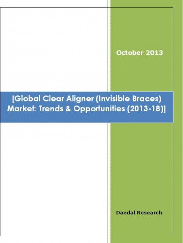 Global Clear Aligner (Invisible Braces) Market (2013-18) - Business Market Research Reports