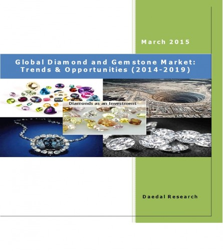 Global Diamond and Gemstone Market (2014-2019) - Market Research Solutions India
