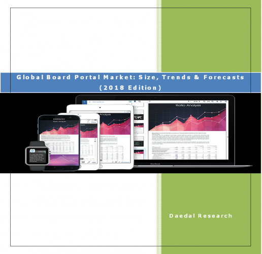 Global Board Portal Market Report: Size, Trends & Forecasts (2018 Edition)