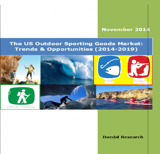 The US Outdoor Sporting Goods Market (2014-2019) - Research and Consulting Firm