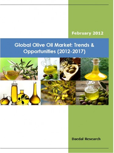Global Olive Oil Market (2012-2017) - Business Market Research Reports