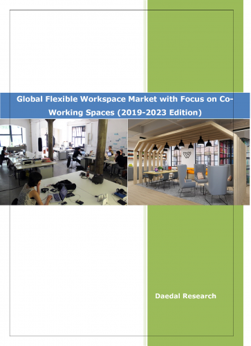 Global Flexible Workspace Market with Focus on Co-Working Spaces Market Research Reports.
