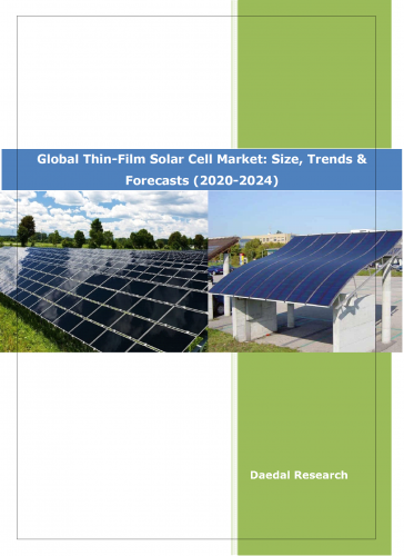 Global Thin-Film Solar Cell Market Research Reports: Size, Trends and Forecasts