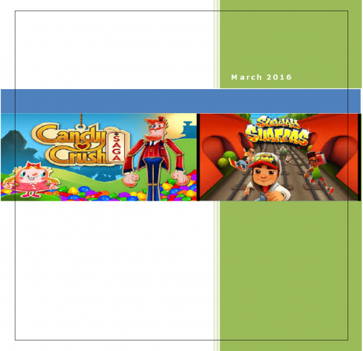 Global Mobile Game Market Trends and Opportunities (2016-2020)
