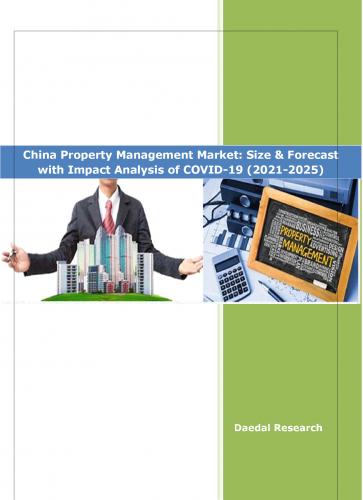 China Property Management Market: Size & Forecast (2021-2025) with Impact Analysis of COVID-19