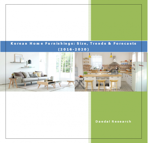 Korean Home Furnishings Market (2016-2020) - Market Research Solutions India
