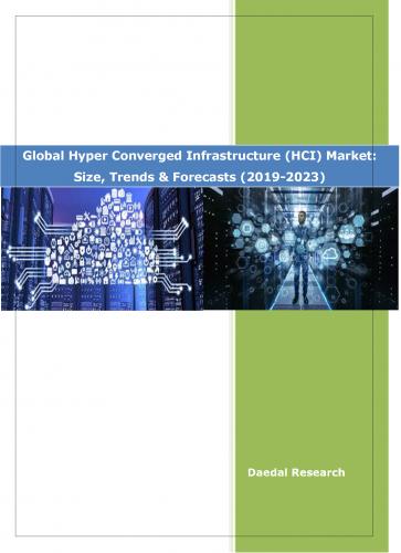 Hyper Converged Infrastructure market analysis | Hyper Converged Infrastructure market growth prospects | hyperconverged infrastructure segmentation | hyperconverged infrastructure future trends USA