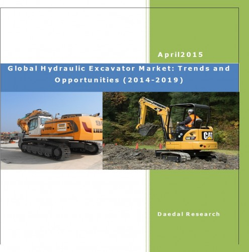 Global Hydraulic Excavator Market: Trends and Opportunities (2014-2019)