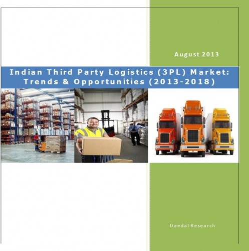 Indian Third Party Logistics (3PL) Market (2013-2018) - Market Research Companies