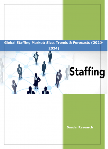 Global Staffing Market & Global Staffing industry Market estimates and Forecast