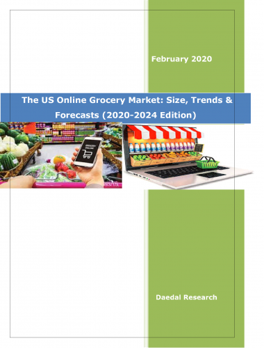 The US Online Grocery Market ~ US Online Grocery Shopping at Daedal Research