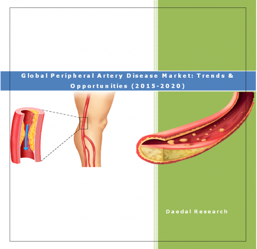 Global Peripheral Artery Disease Market (PAD) (2015-2020) - Business Research Reports