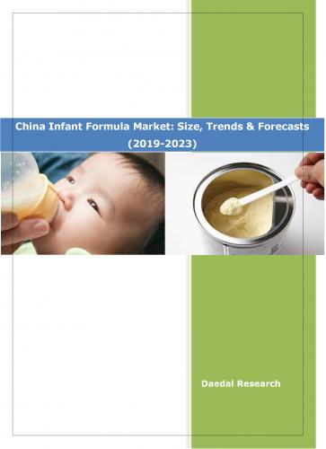 Best China Infant Formula Market Research Report, China Infant Formula Market.