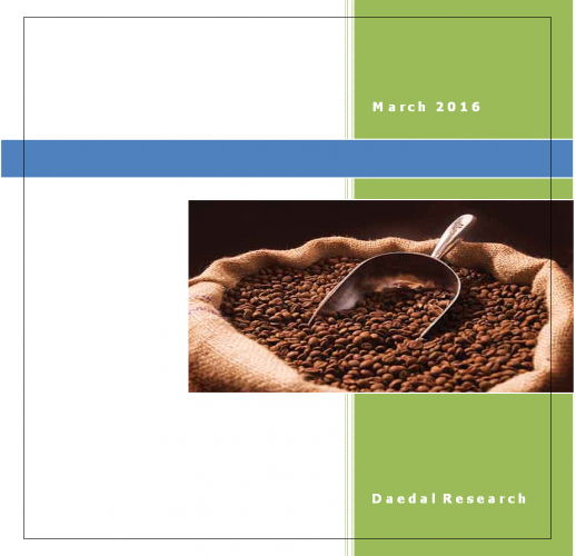 Global Coffee Market (2016-2020) - Research and Consulting Firm