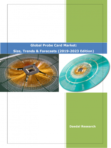 Best Global Probe Card Market Research Report