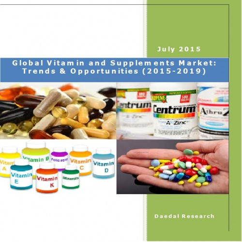 Global Vitamin and Supplements Market (2015-2019) - Market Research Companies
