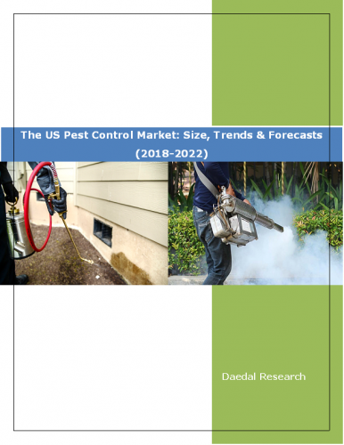 The US Pest Control Market Report: Size, Trends & Forecasts (2018-2022)