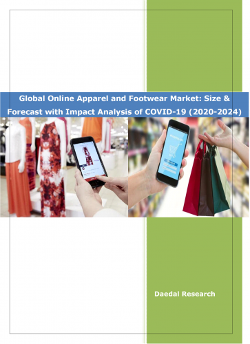 Global Online Apparel and Footwear Market Report, Size & Analysis 2020