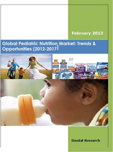 Global Pediatric Nutrition Market (2012-2017) - Business Research Reports