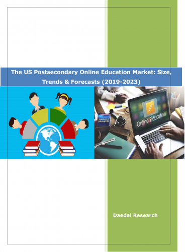 The US Postsecondary Online Education Market  Report