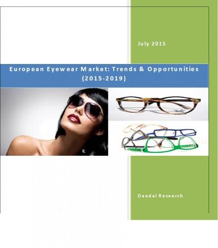 European Eyewear Market (2015-2019) - Business Research Reports