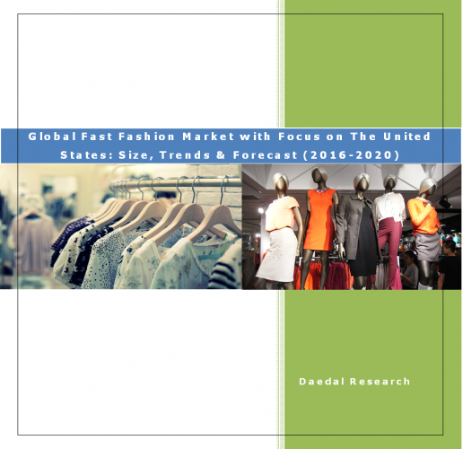 Global Fast Fashion Market with Focus on the United States (2016-2020) - Research and Consulting Firm