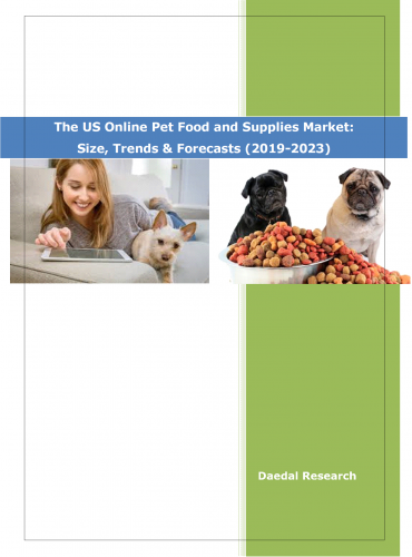 US Online Pet Food and Supplies Market Research Report Size, Trends & Forecasts (2019-2023)