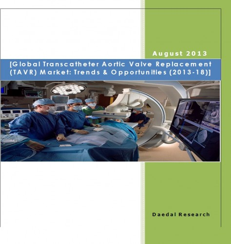 Global Transcatheter Aortic Valve Replacement (TAVR) Market (2013-18) - Business Research Reports