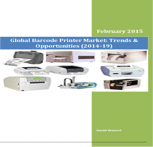 Global Barcode Printer Market (2014-2019) - Business Market Research Reports