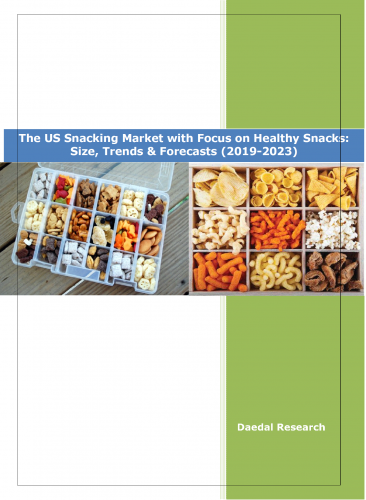 The US Snacking Market with Focus on Healthy Snacks Market Research Report