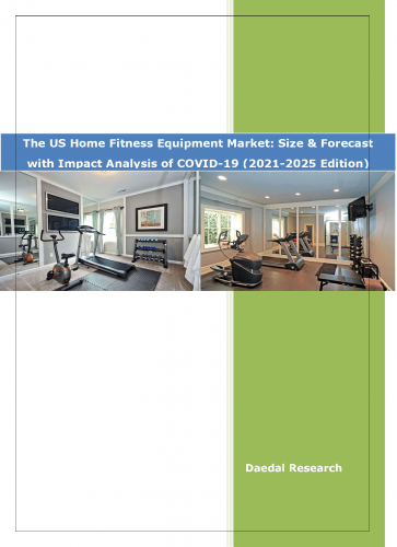 The US Home Fitness Equipment Market: Size & Forecast (2021-2025) with Impact Analysis of COVID-19