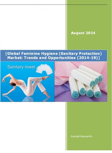 Global Feminine Hygiene Market (2014-19) - market research Solutions India