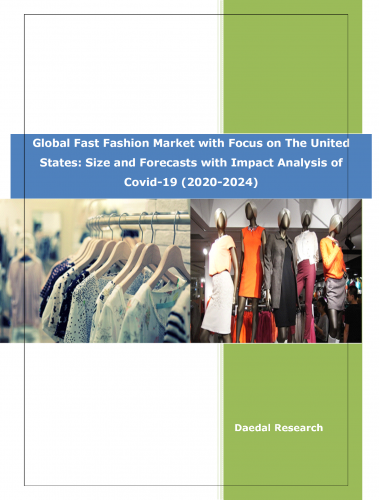 Global Fast Fashion Market Size & Share | Industry Analysis, 2020