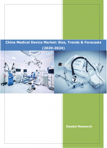 China Medical Device Market Report Growth,Trends & Forecast (2020-2024)