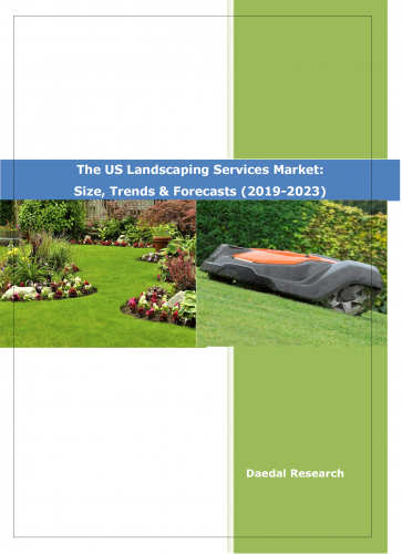 The US Landscaping Services Market & landscaping industry data Research Report Overview || Daedal Research