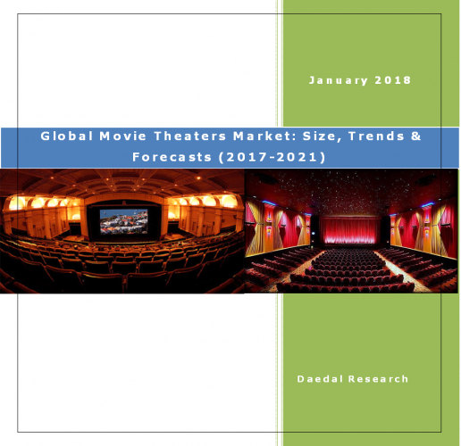 Global Movie Theatres Market Report: Size, Trends & Forecasts (2017-2021)
