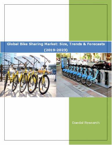 Global Bike Sharing Market Report: Size, Trends and Forecast (2019-2023)