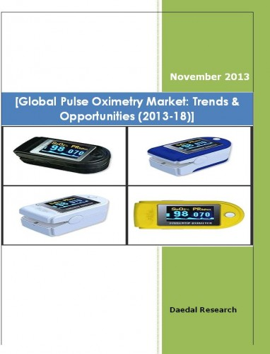 Global Pulse Oximetry Market (2013-18) - Market Research Solutions India