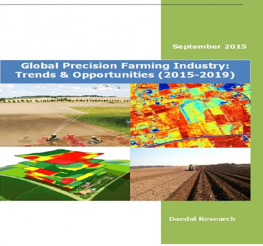 Global Precision Farming Industry (2015-2019) - Market Research Solutions India