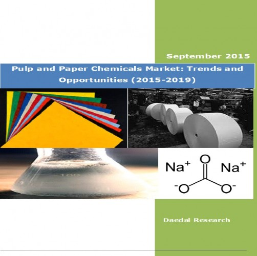 Global Pulp and Paper Chemicals Market Trends and Opportunities