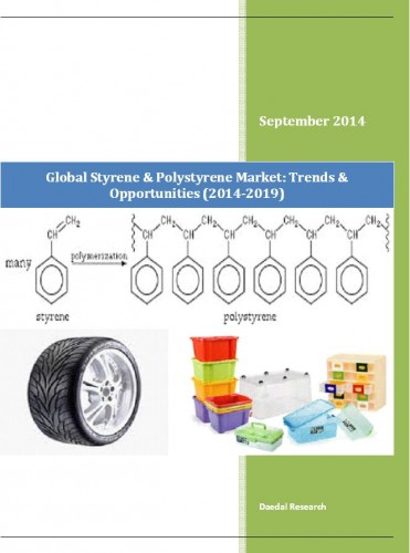 Global Styrene & Polystyrene Market (2014-2019) - Research and Consulting Firms