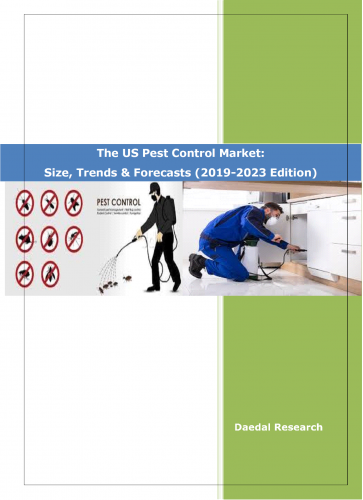 The US Pest Control Market & Pest Control Industry Trends in India 2019-20 || Daedal Research