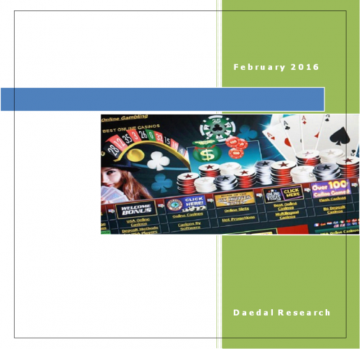 Global Online Gambling Market Trends and Opportunities