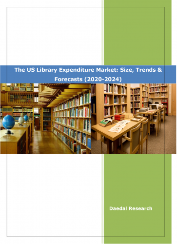 The US Library Expenditure Market Report (2020-2024) by Daedal Research
