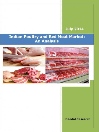 Indian Poultry and Red Meat Market - Business Research Report